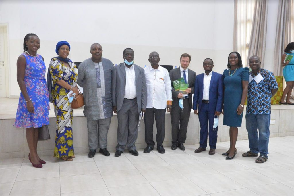 ACEIR-Ghana researchers and associates