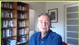Prof Nico Cloete of Stellenbosch University